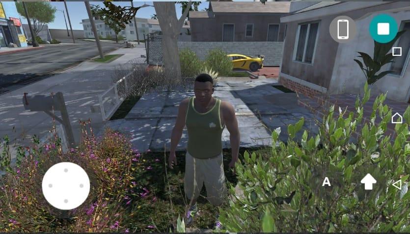 Grand Theft Auto V выпустили для смартфонов