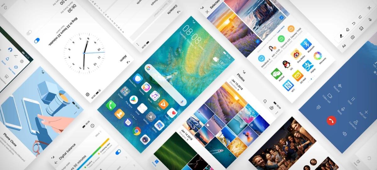 Huawei  обновление до прошивки EMUI 9.0 на Android 9.0 Pie