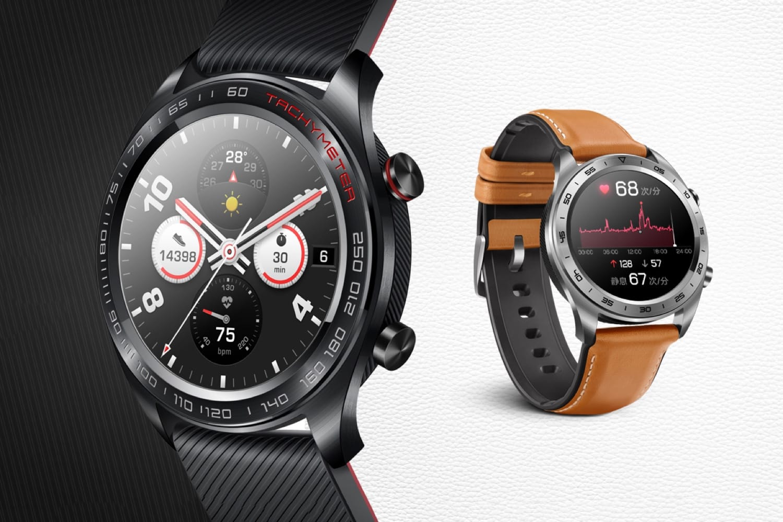 0 Huawei представила недорогие смарт-часы Honor Watch Magic с модулями NFC и GPS