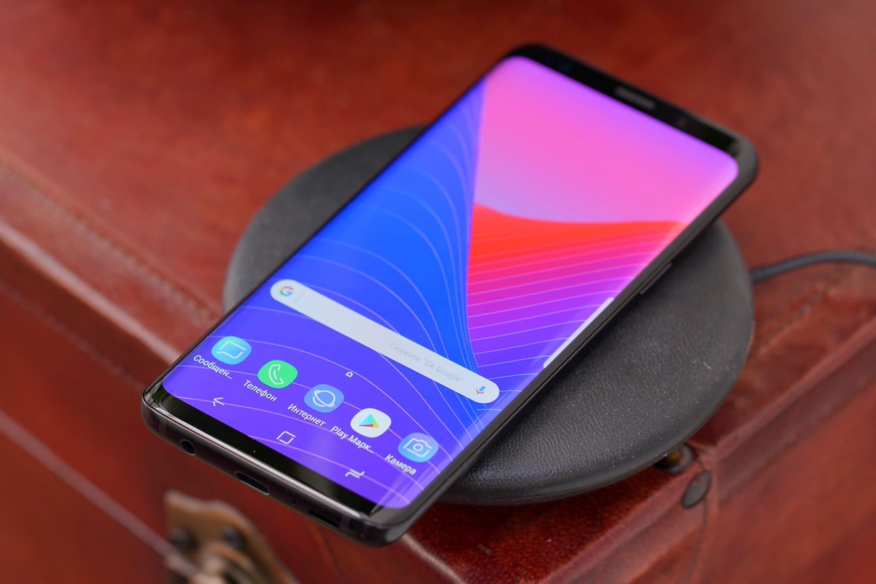 4bc91a299e887 Магазин Samsung временно продает Galaxy S9 за 2 500 рублей