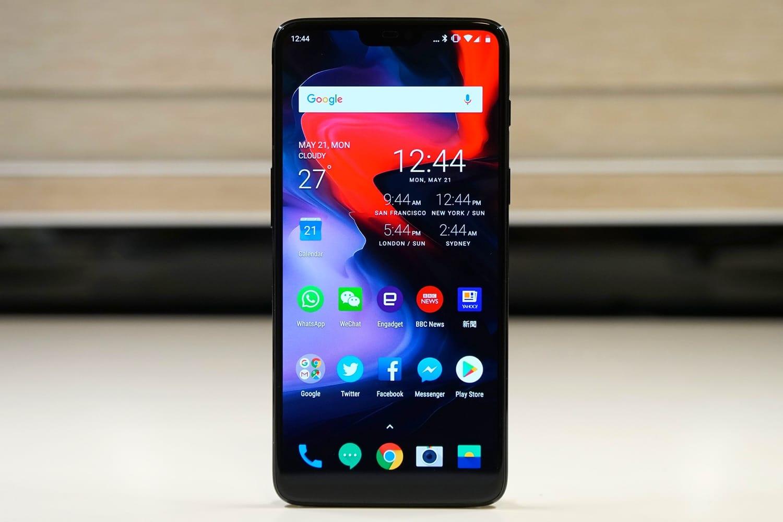 OnePlus отложила выход обновления андроид Pie для собственных телефонов