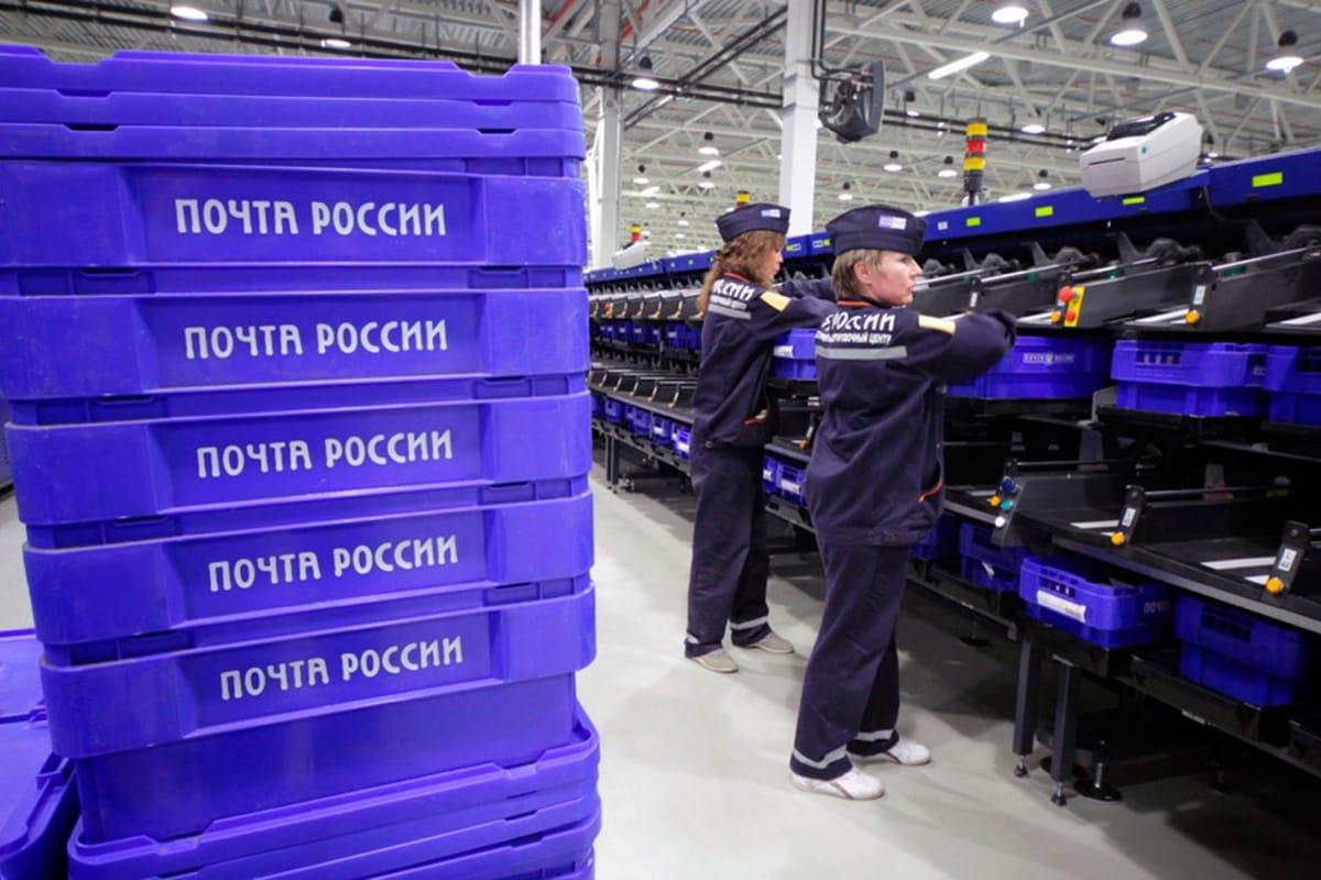 «Почта России» займётся доставкой товаров IKEA