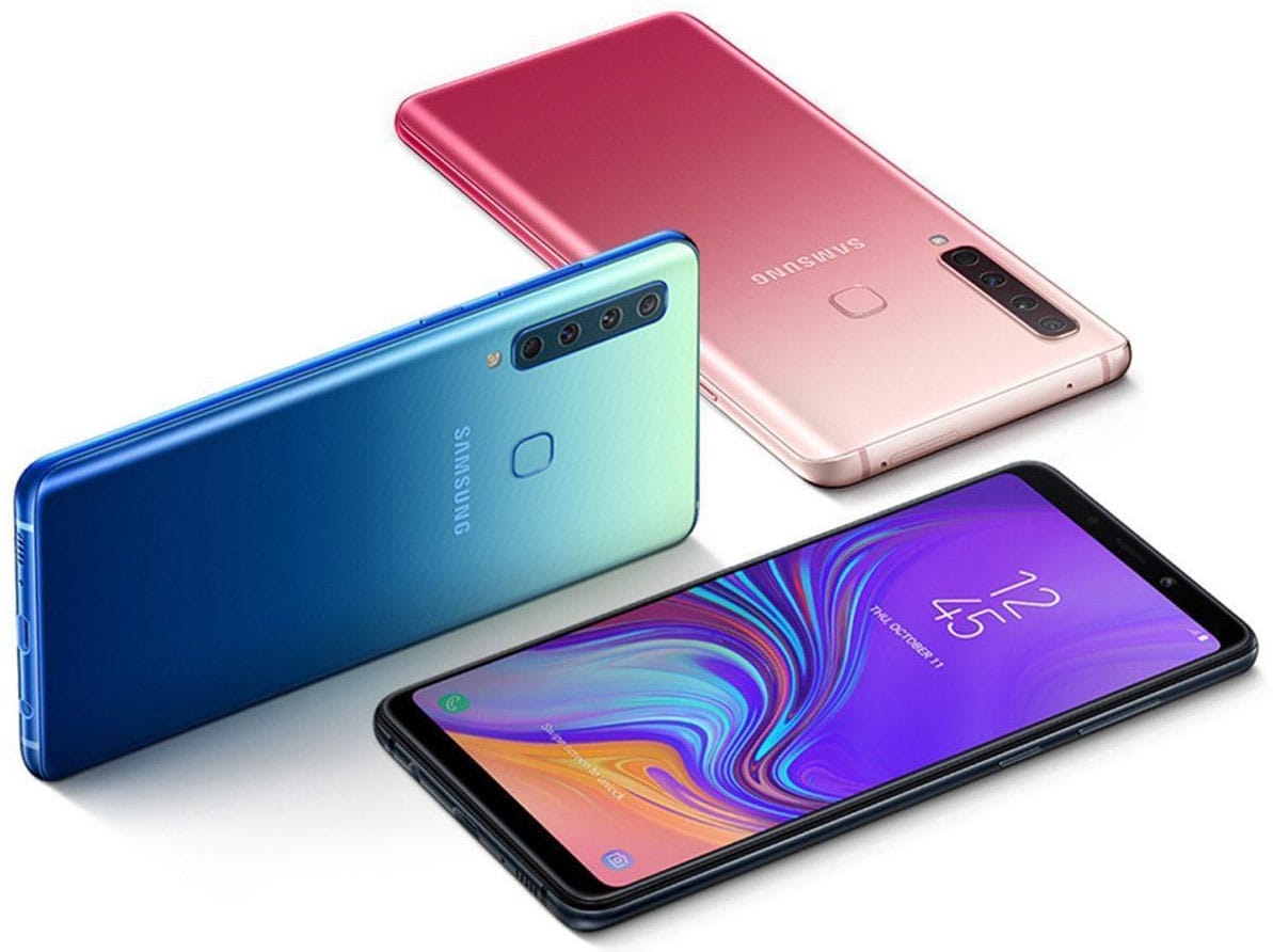 Самсунг анонсировала таинственный смартфон Galaxy A8s