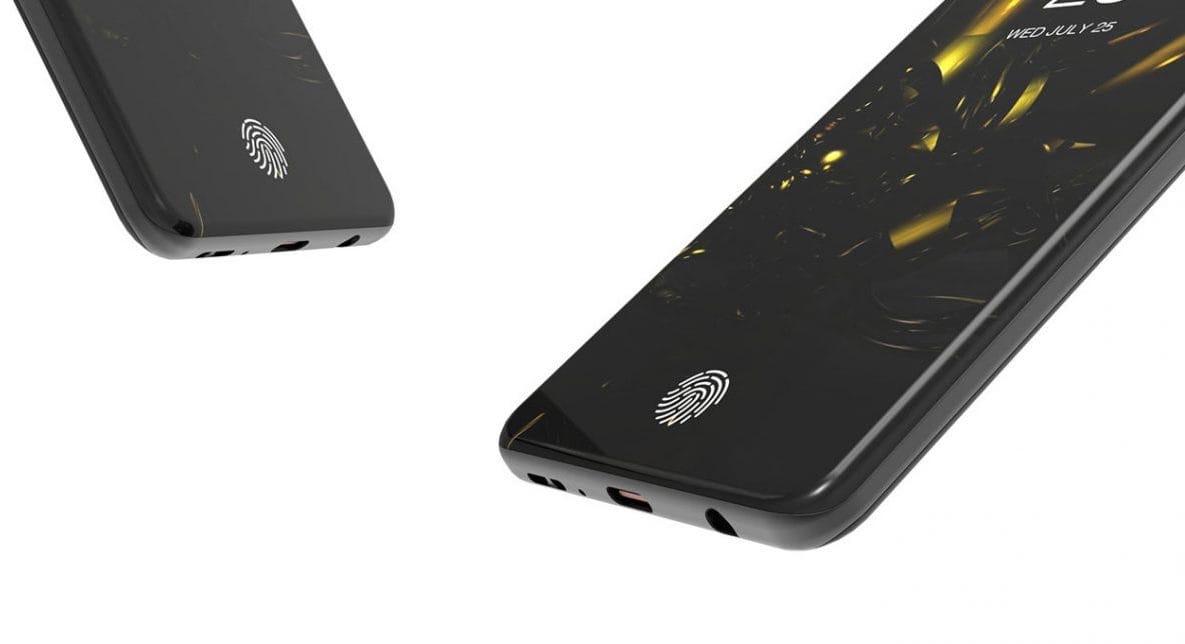 Samsung Galaxy S10 изображениях со всех сторон