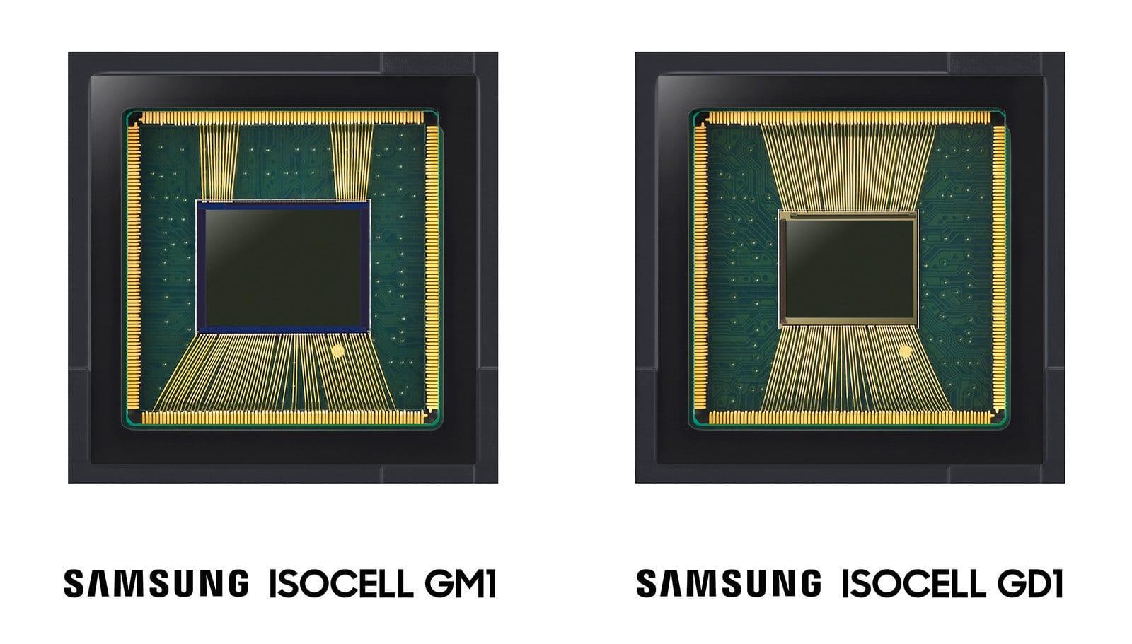 Анонс Самсунг ISOCELL GM1 иGD1: малогабаритные флагманские сенсоры камер