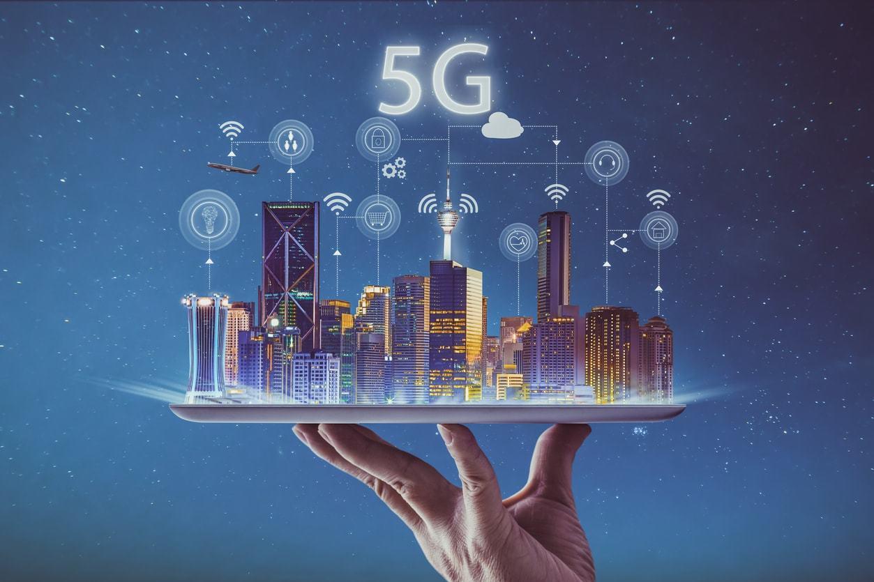 ВСША запустили первую коммерческую 5G-сеть, максимальная скорость интернета 1 Гбит/с