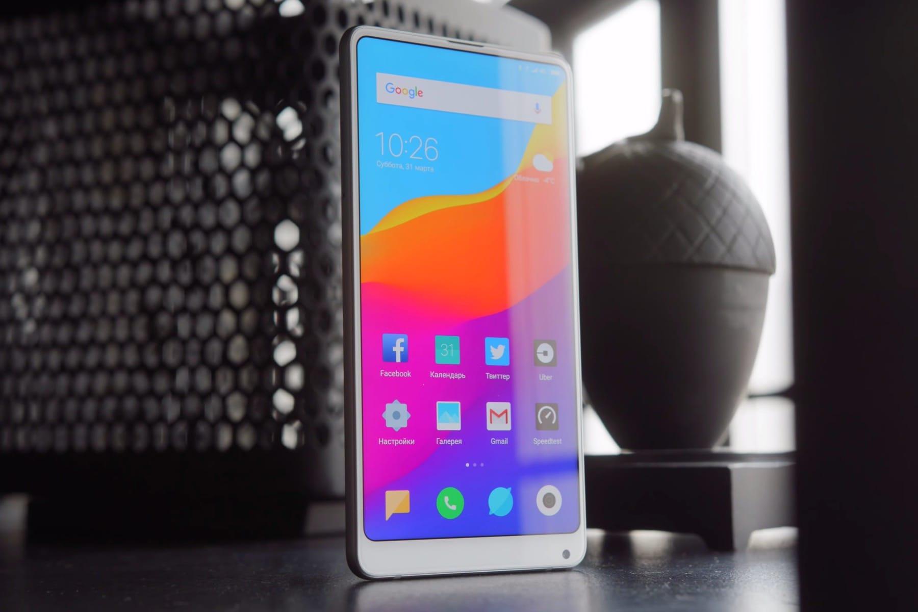 Официальный постер подтвердил дизайн Xiaomi MiMix 3