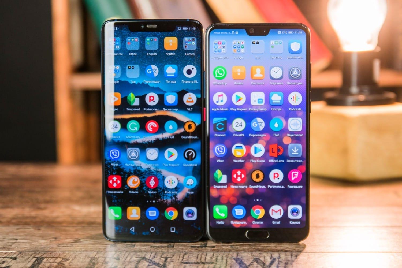 Huawei готова воспользоваться собственной ОС в …
