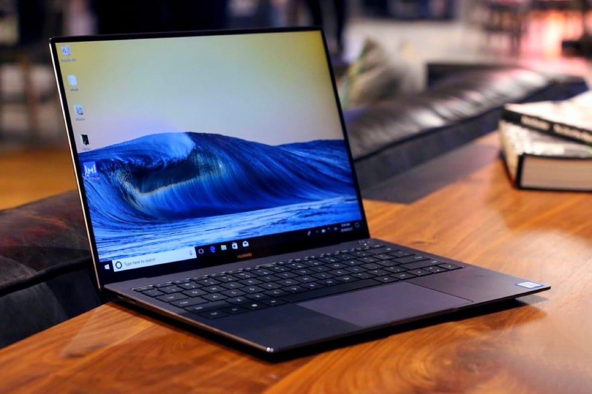 Huawei презентовала топовый ноутбук MateBook