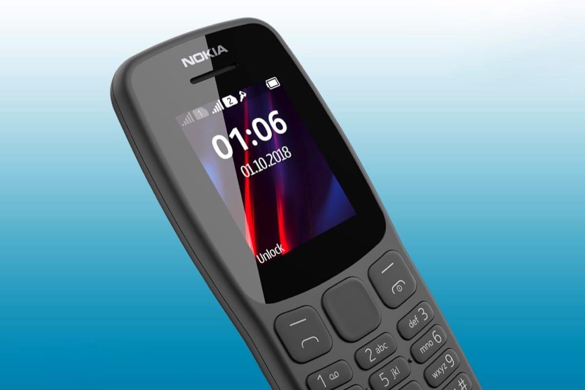 Нокиа представила телефон, который проработает три недели без подзарядки