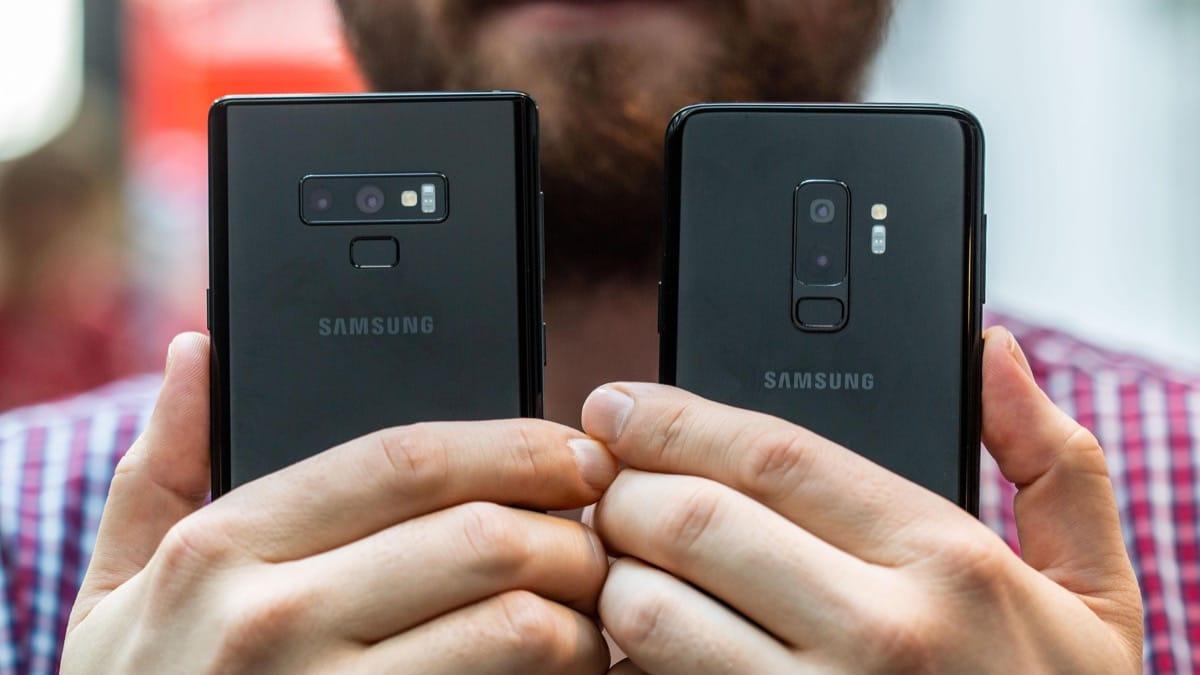 Новые недорогие смартфоны Samsung с ультразвуковым сканером отпечатков пальцев отQualcomm