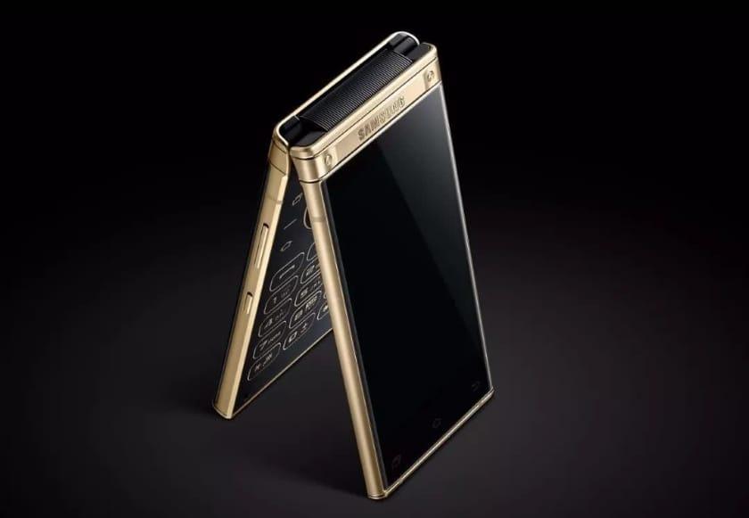 Samsung W2019 премиальная раскладушка технические характеристики, дата презентации