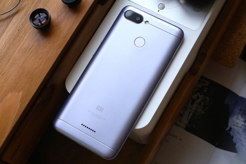 Чем Xiaomi порадует в начале декабря: «Связной» продает Xiaomi Redmi 6 за 669 рублей
