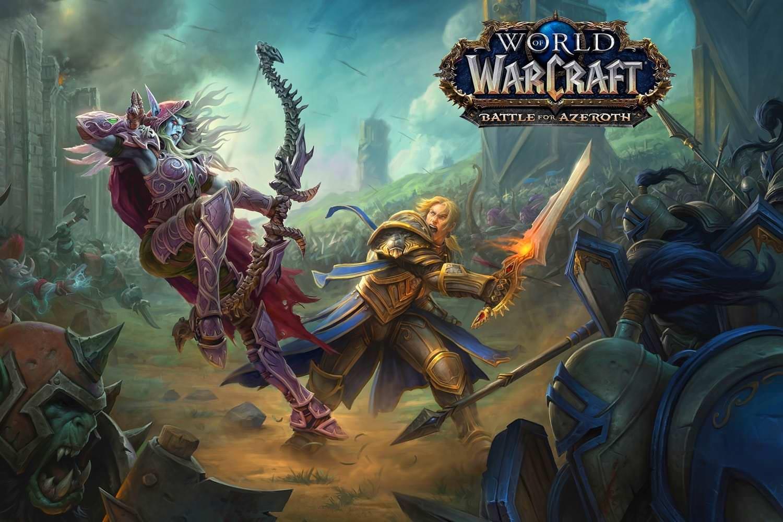 World of Warcraft для телефона. ММО для Android. MMO для ...