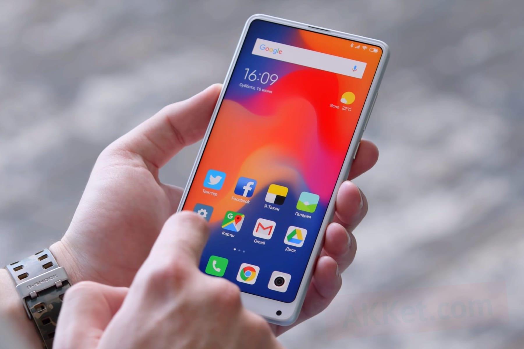 Рассекречена цена ихарактеристики телефона Xiaomi Mi8s