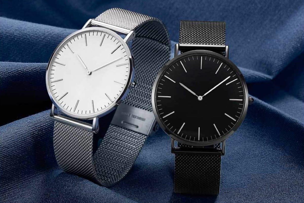 Xiaomi представила ультратонкие механические часы TwentySeventeen за $26