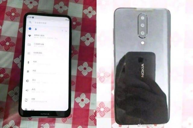 """Новинка Nokia оснащена тройной камерой и сканером отпечатков в экране"""""""