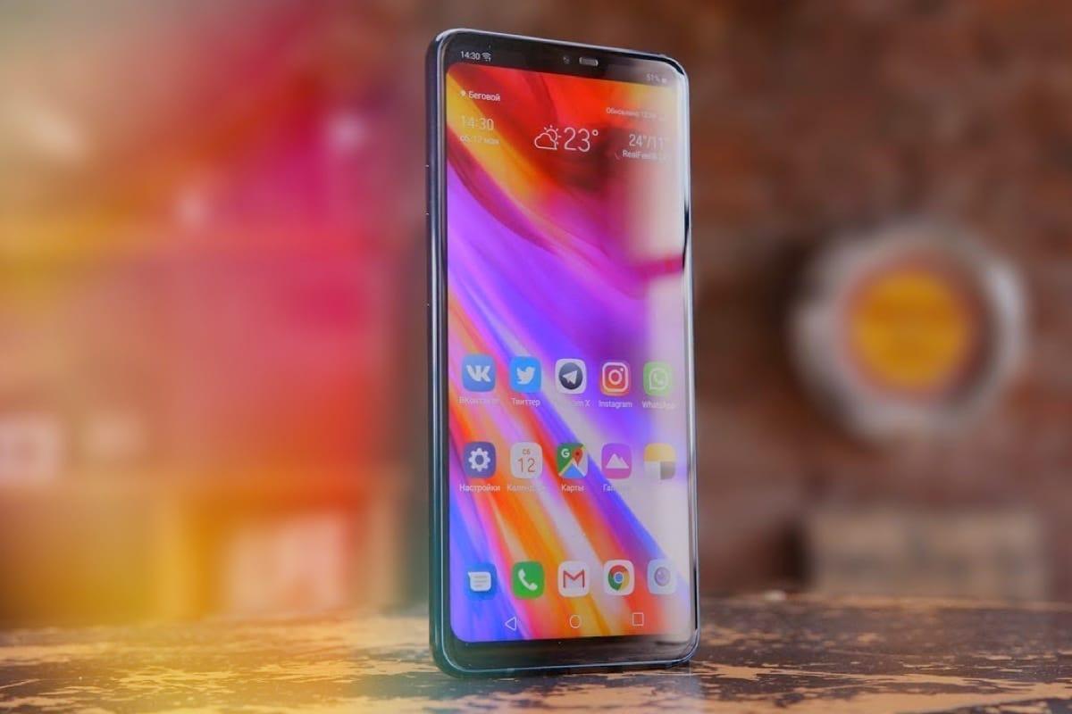 Рассекречена первая информация офлагманском телефоне LG2019 года