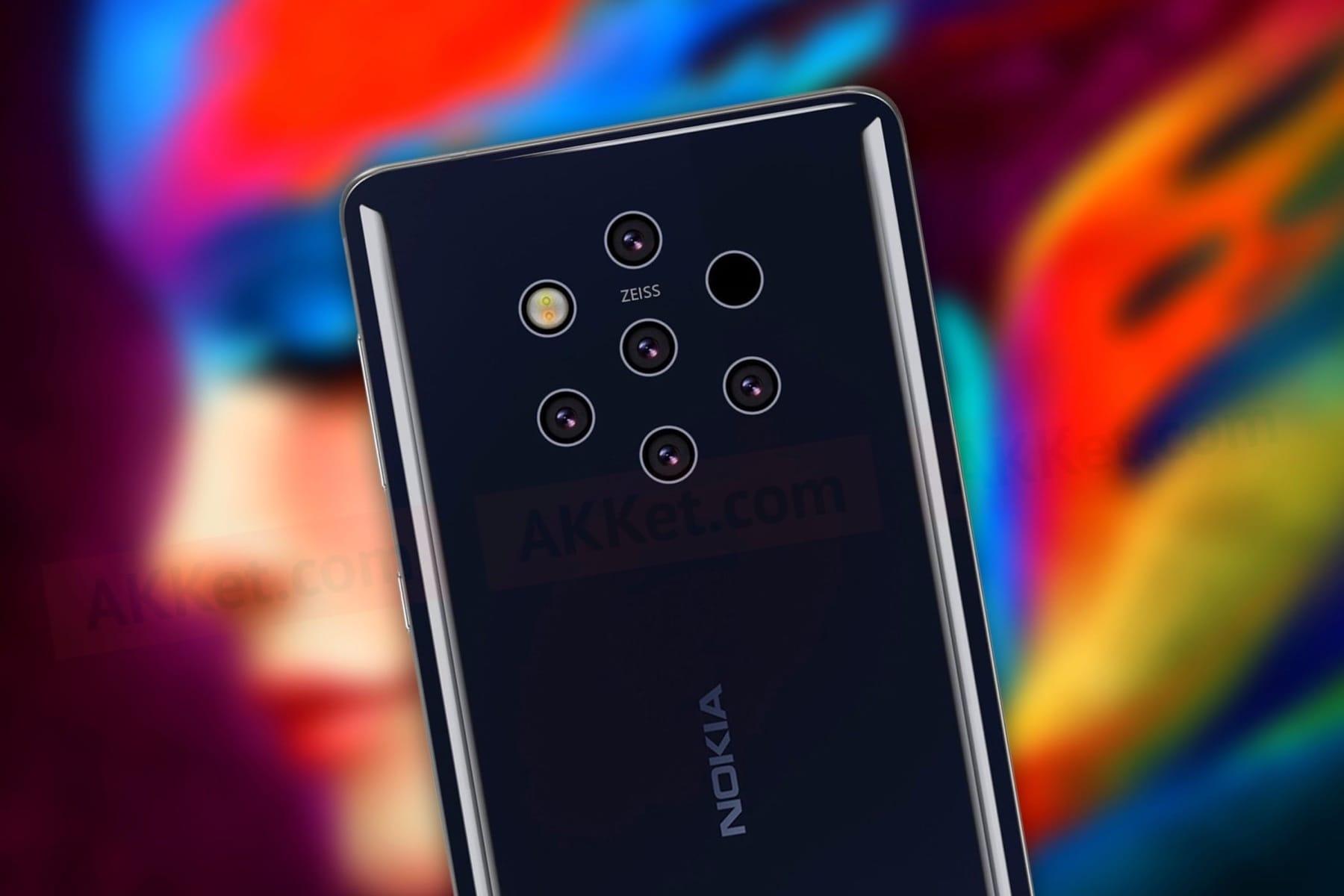 0 Nokia 9 PureView технические характеристики особенности цена и дата презентации