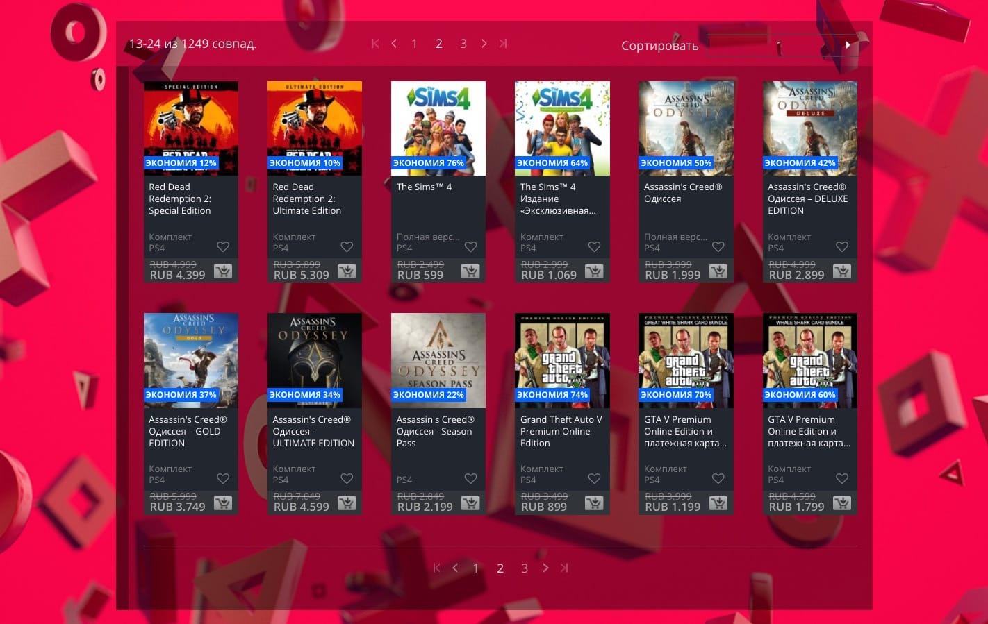 Sony на 90% снизила цены на лучшие игры для PlayStation 4 в честь новогодней распродажи