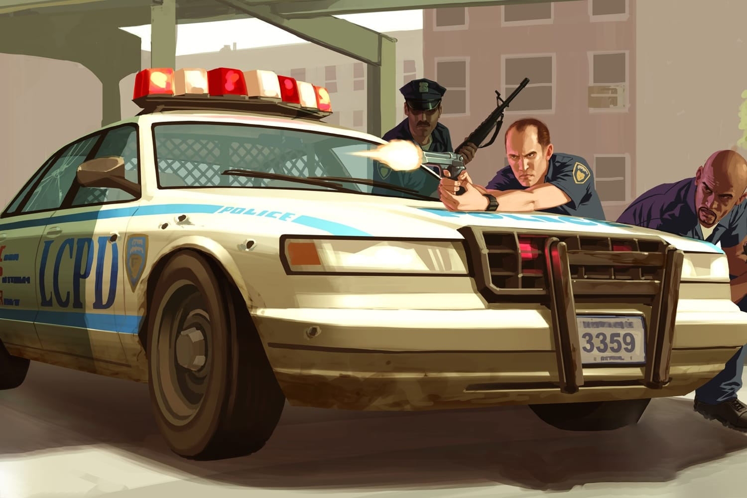 Grand Theft Auto: San Andreas (Android/RUS/2015)  …