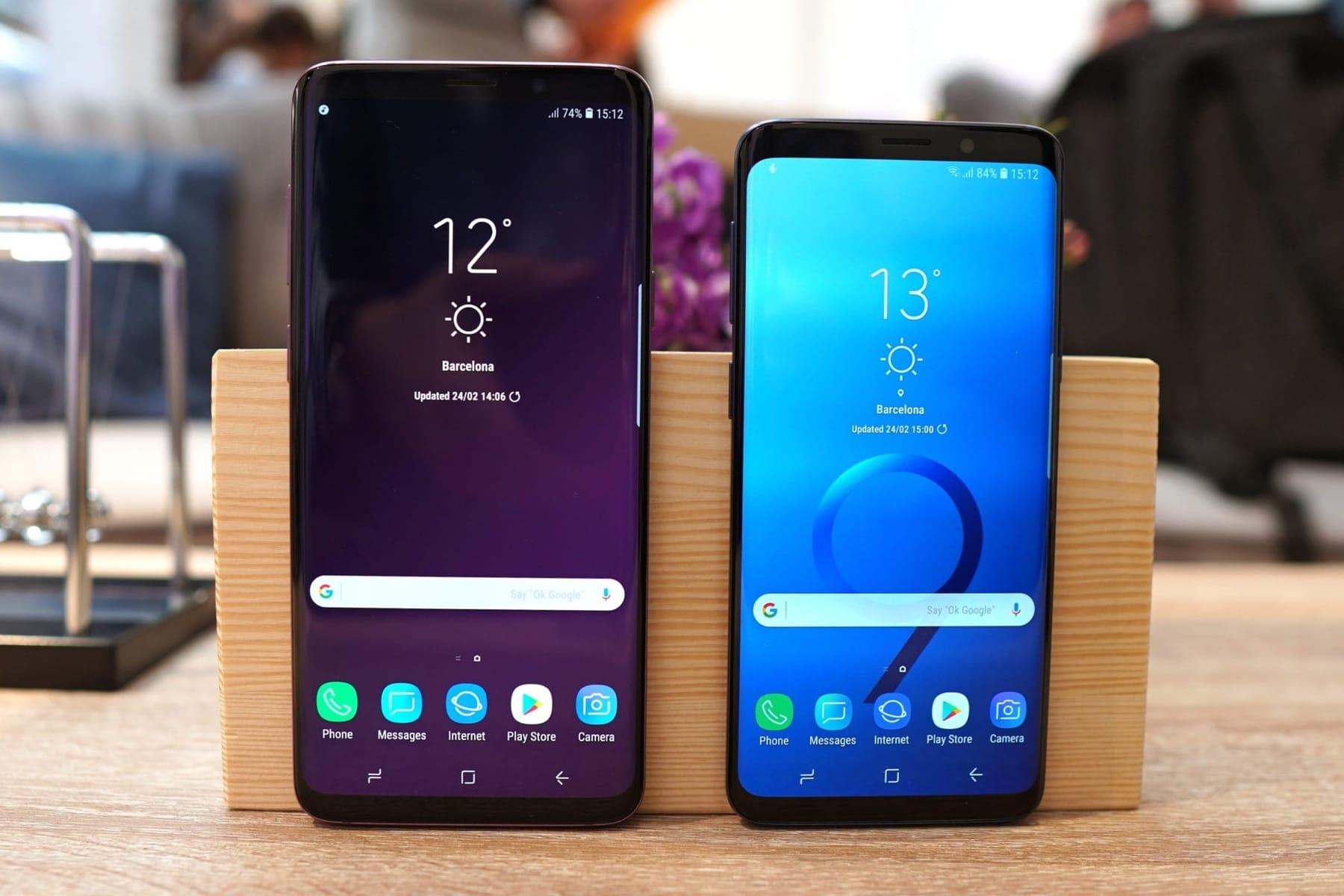 Samsung Galaxy S9 сильно рухнул в цене