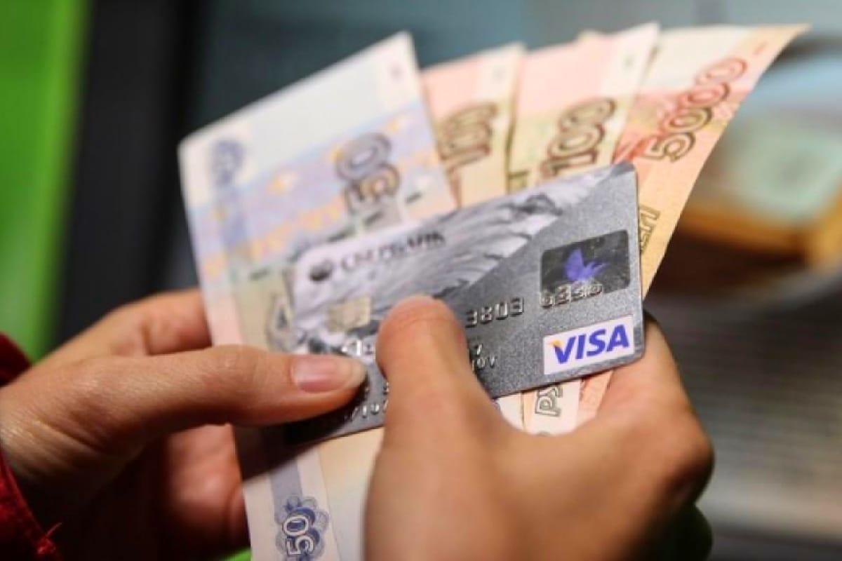 кредит наличными на карту сбербанка россии