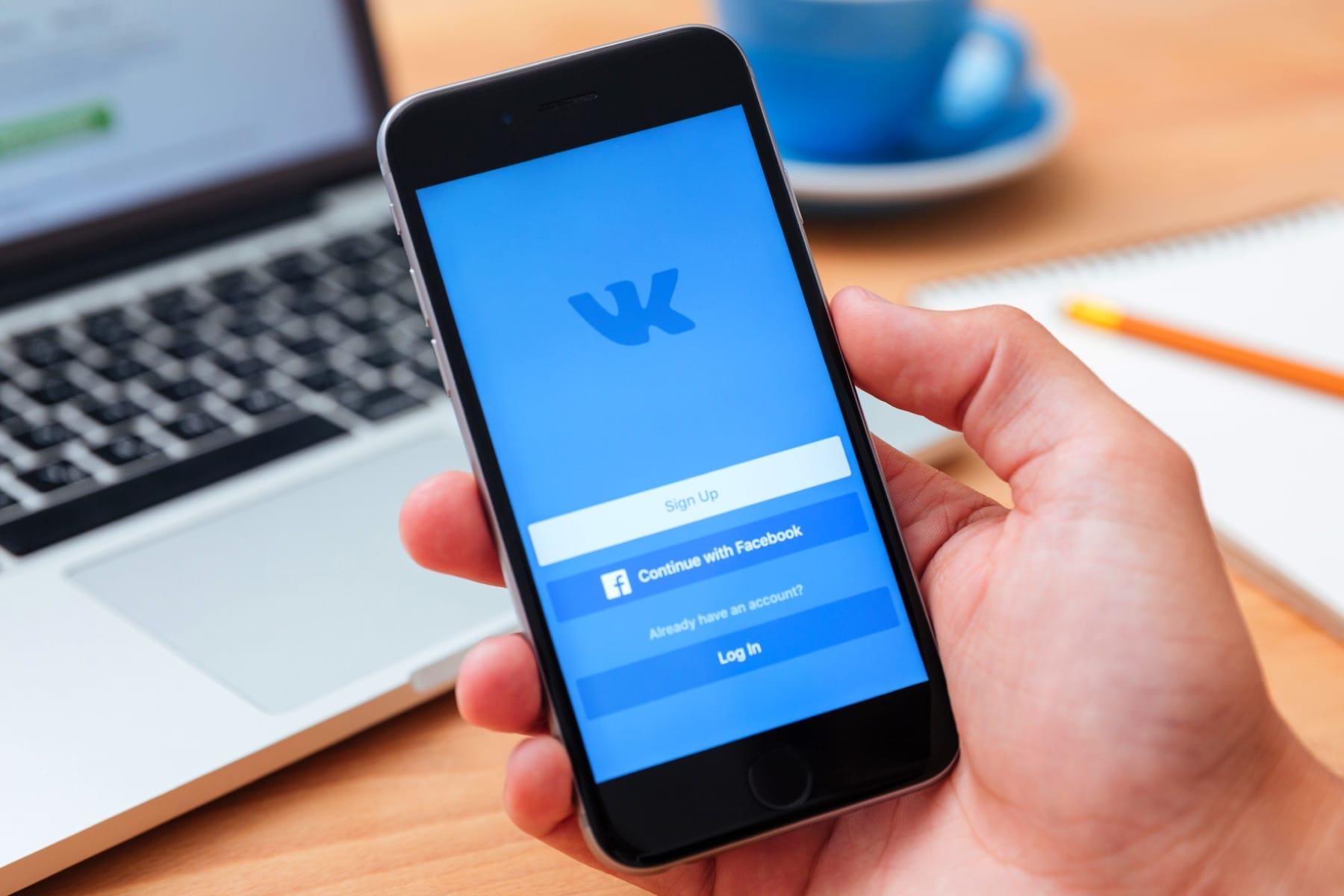 «ВКонтакте» массово блокирует пользователей