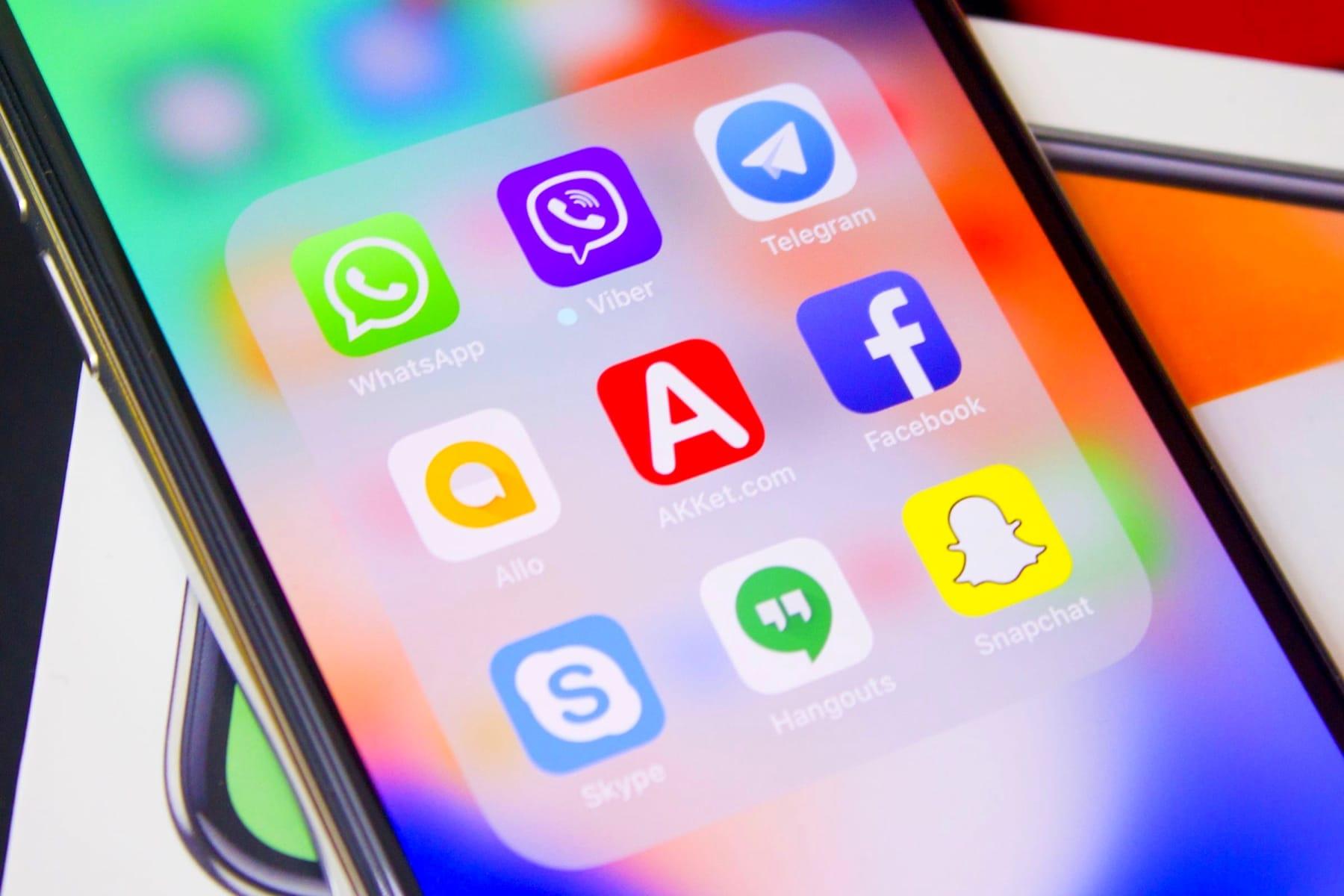 Мессенджер WhatsApp начал удалять переписки пользователей