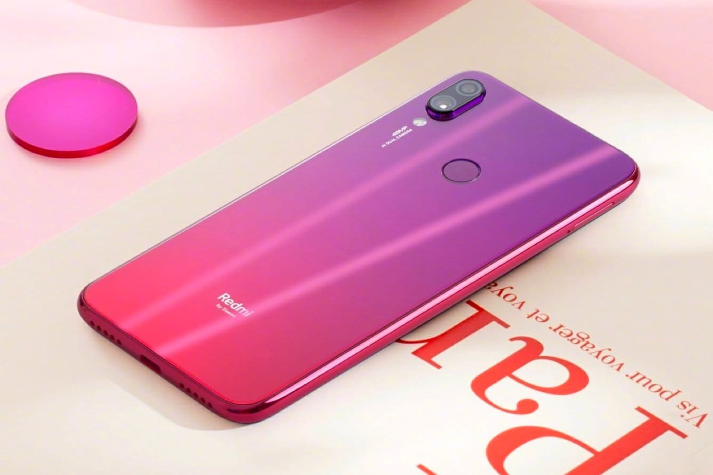 0 Xiaomi Redmi Note 7 на официальных