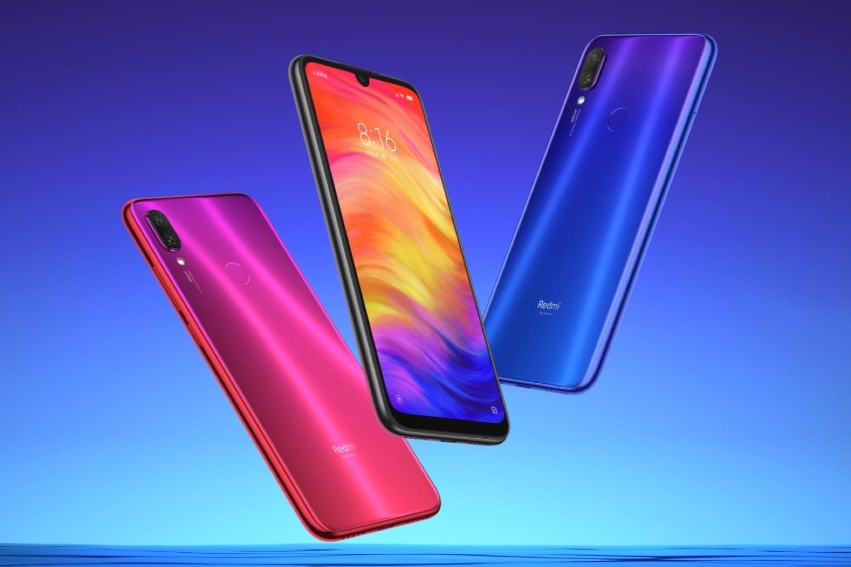 Xiaomi Redmi Note 7 по цене 9 900 рублей поступил в продажу