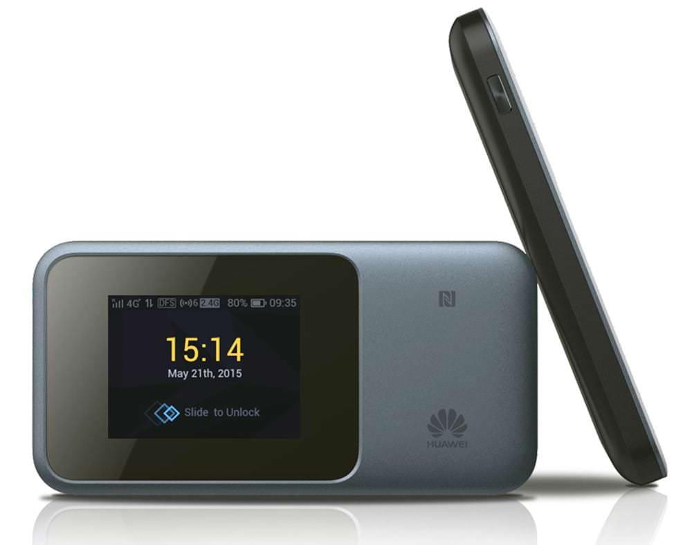Huawei выпустила портативный роутер Mobile Wi-Fi с поддержкой 5G