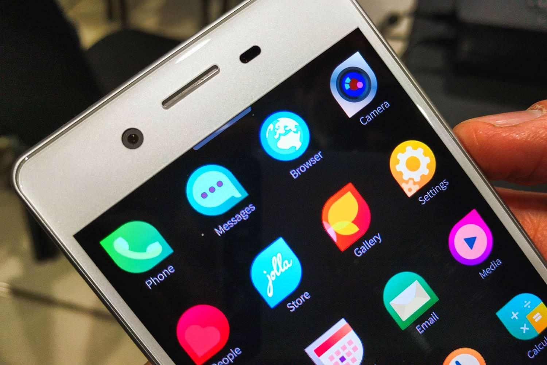 Операционная система «Аврора» для смартфонов заменит Android и iOS