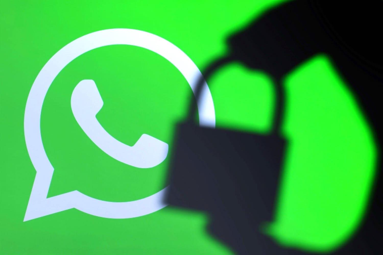 WhatsApp для iPhone защитили вашим лицом иотпечатком пальца