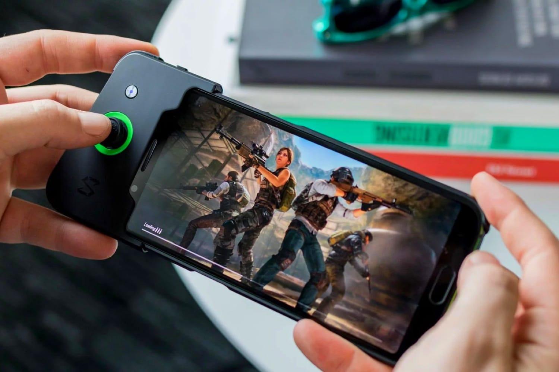 0 Xiaomi выпускает игровой смартфон Black Shark 3 с топовым техническим оснащением