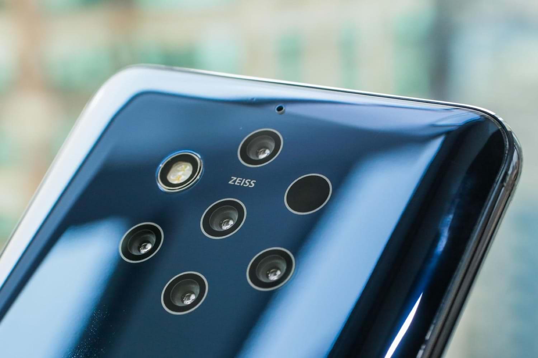 Новый смартфон Xiaomi получил пять камер на задней крышке и другие особенности