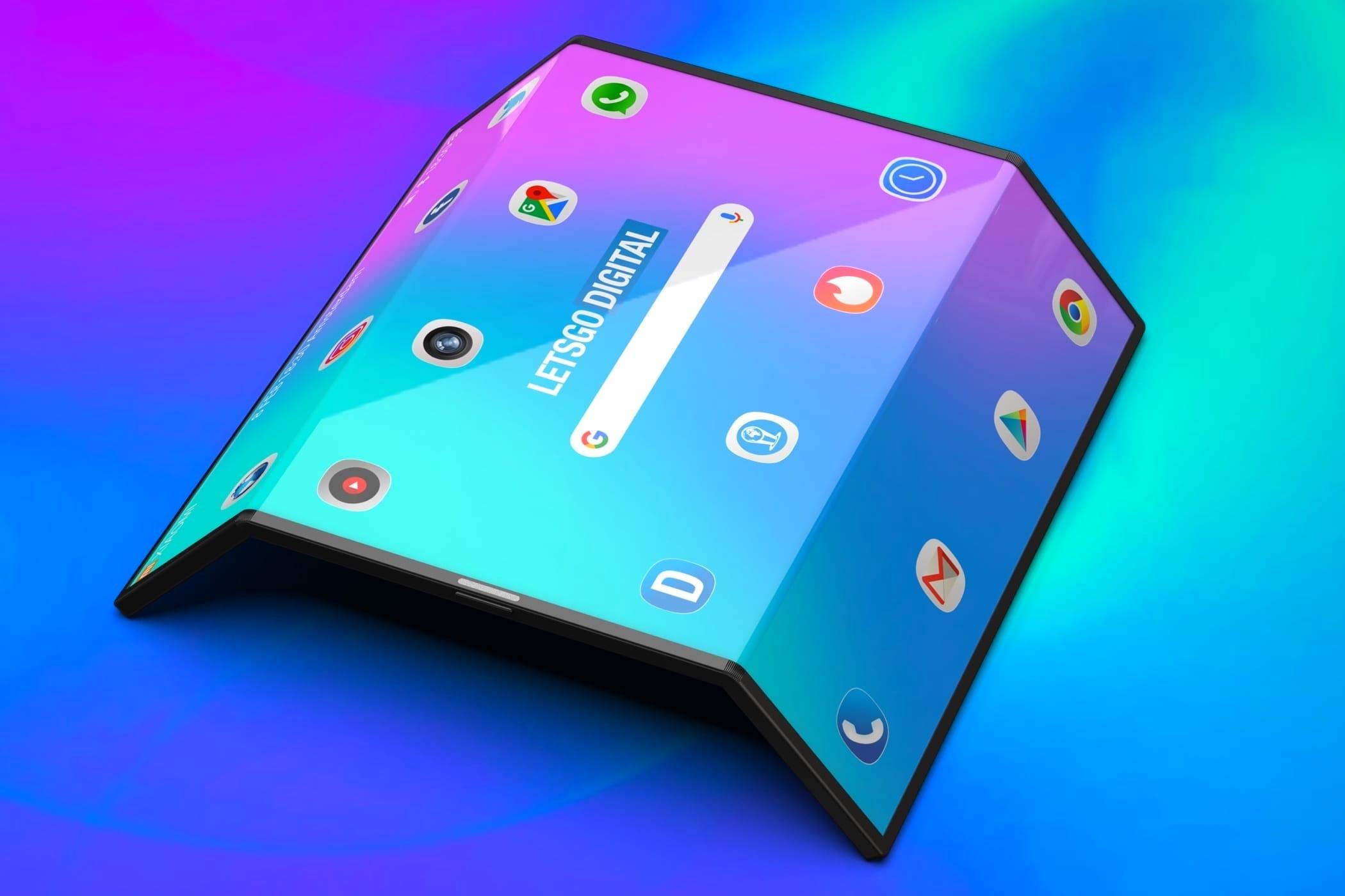 Цена Xiaomi Mi Flex с гибким экраном