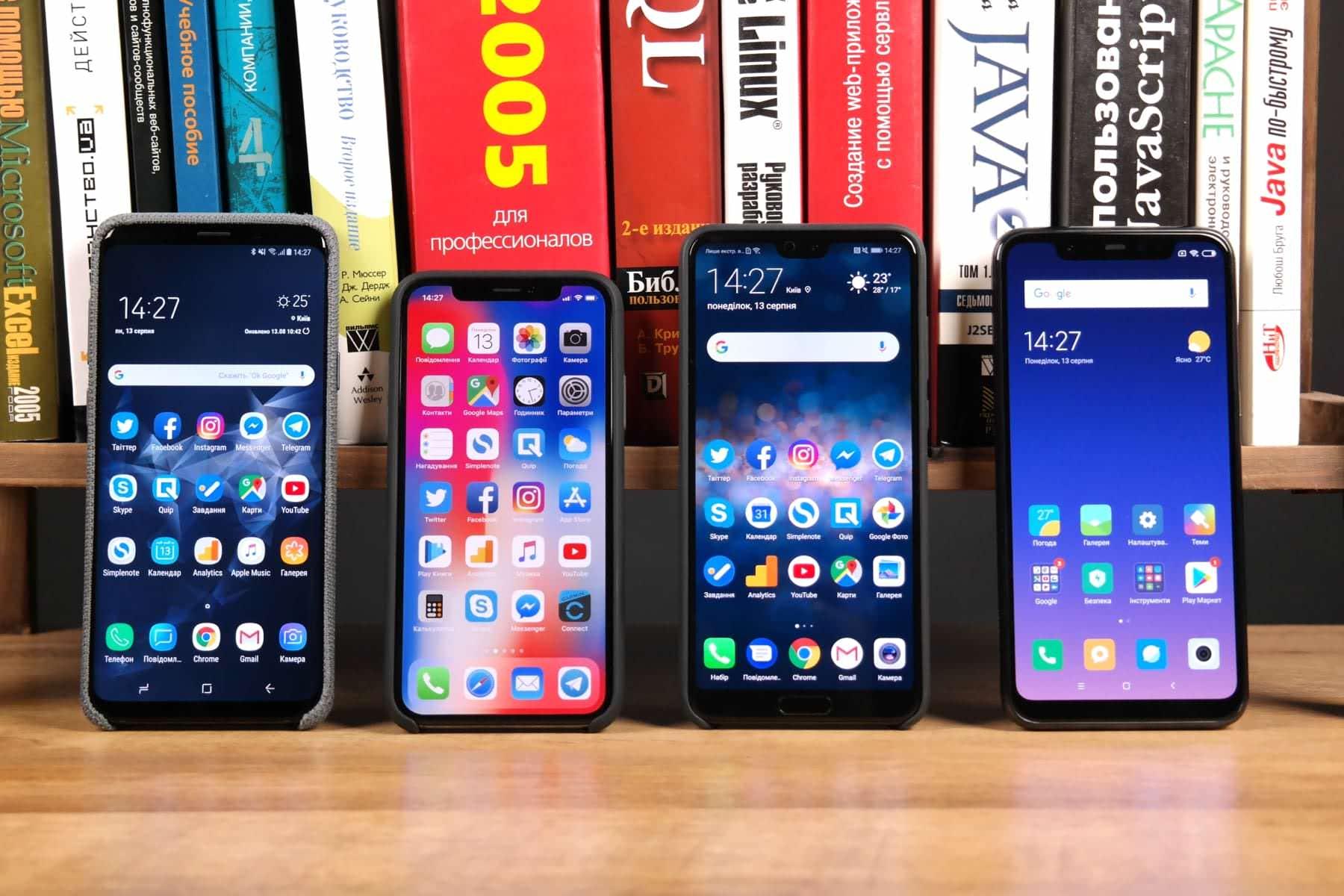 Смартфоны Xiaomi, Samsung, Apple и Huawei очень сильно подорожают