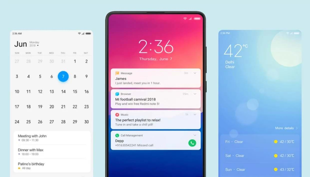 Xiaomi smartphones that will update to MIUI 11 firmware | Arcynewsy