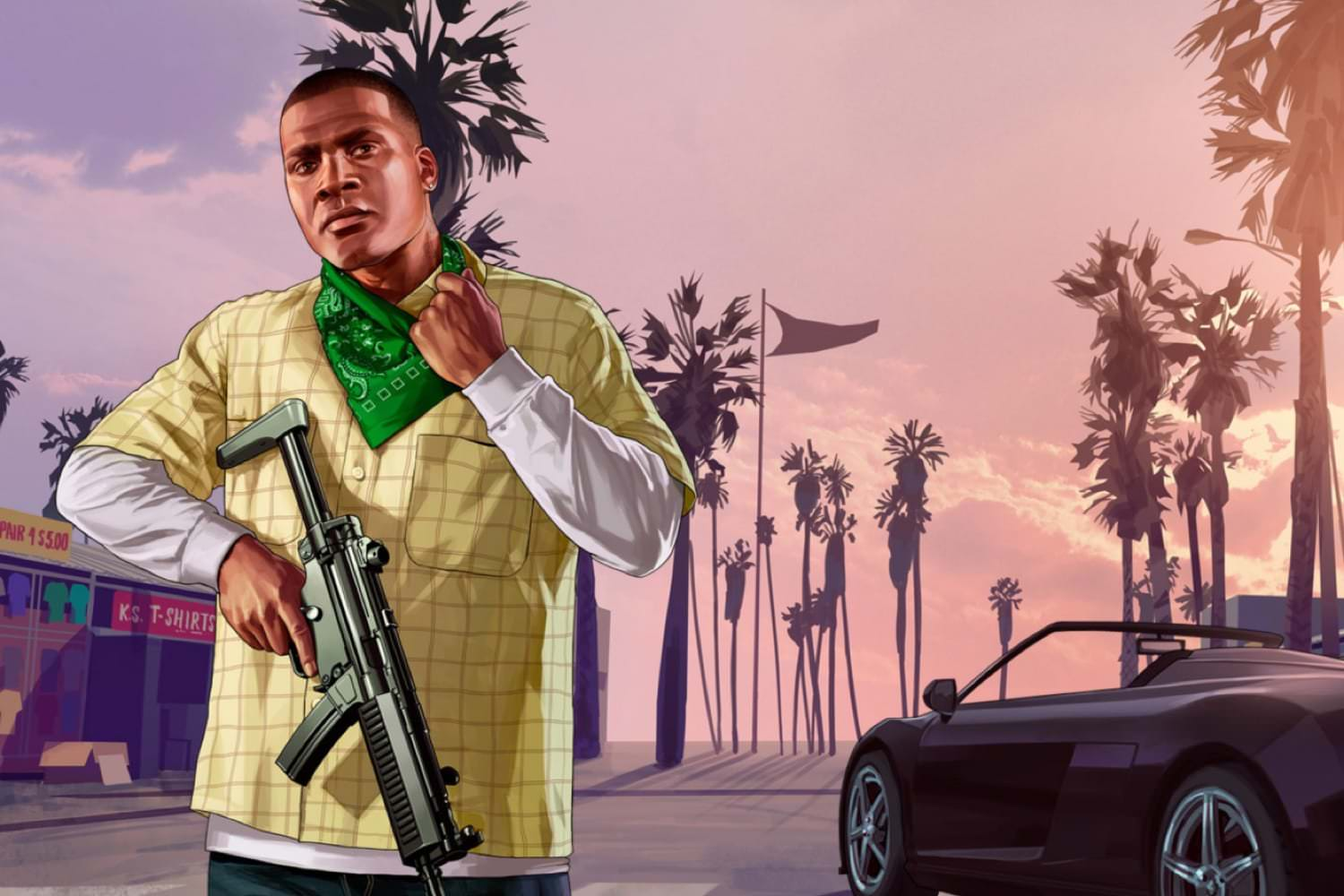 Grand Theft Auto V неожиданно вышла для iOS и Android