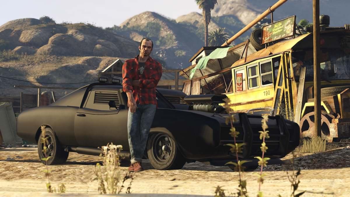 Grand Theft Auto V вышла для всех Android и Ios