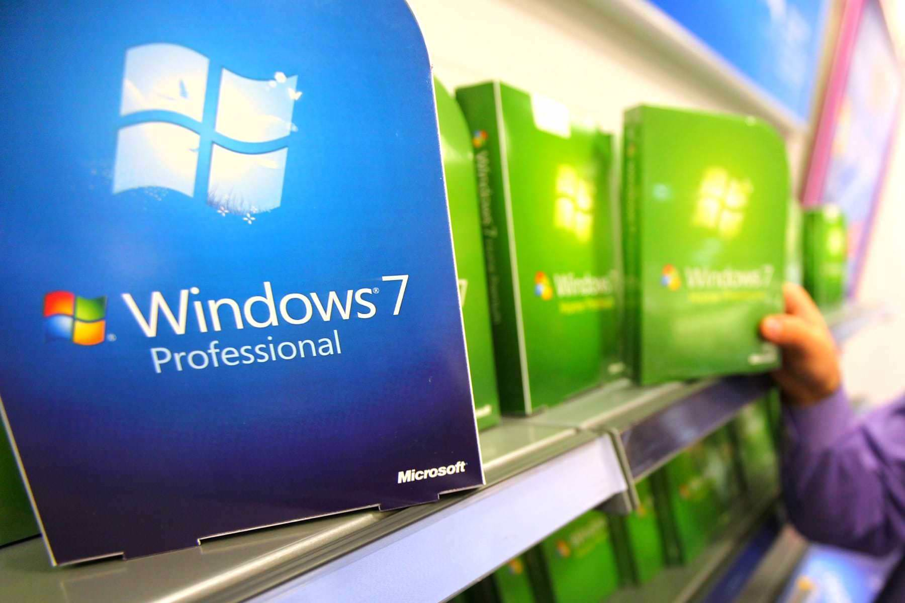 Microsoft «убила» Windows 7 и другие ОС