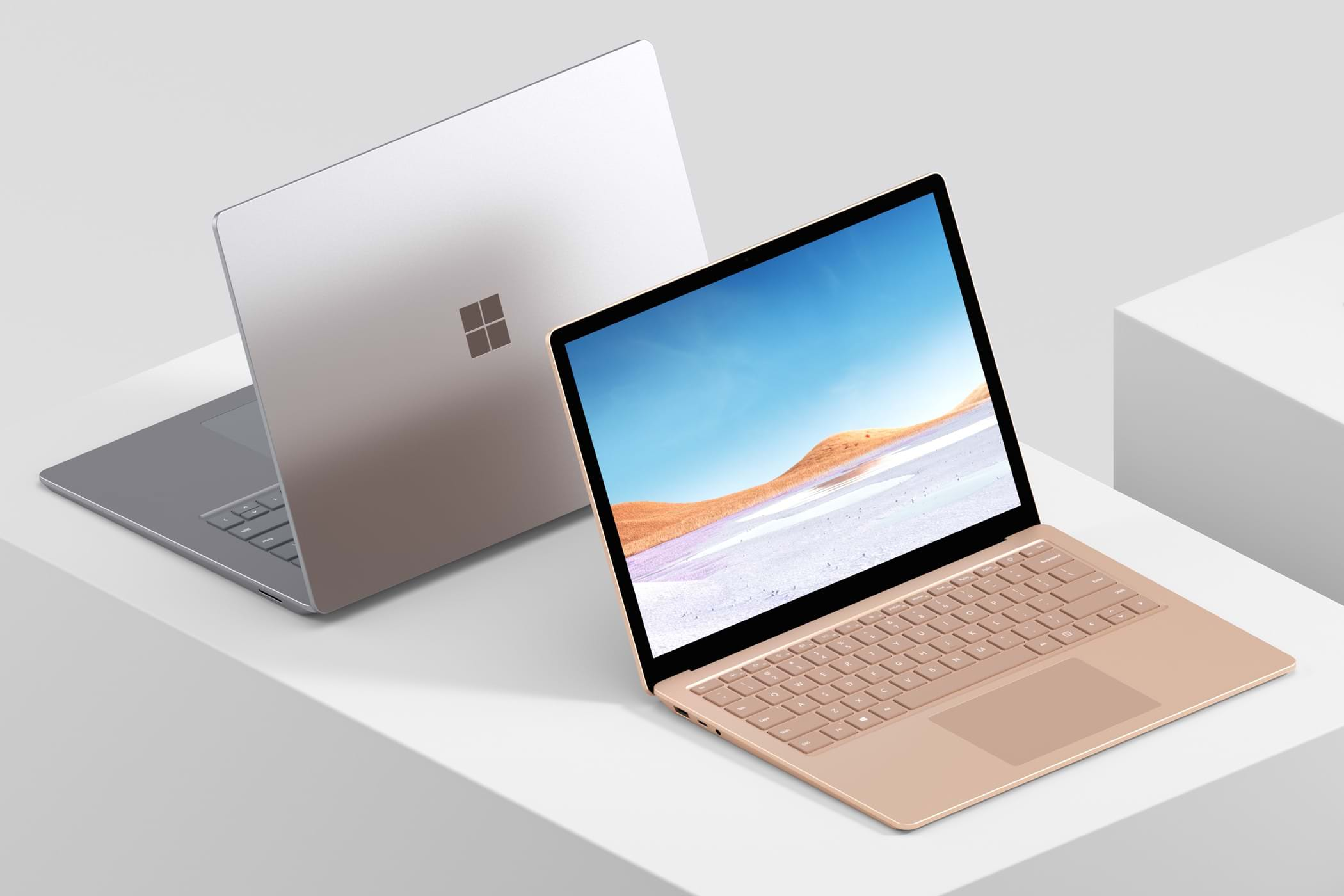 Microsoft представила ноутбук Surface Laptop 3