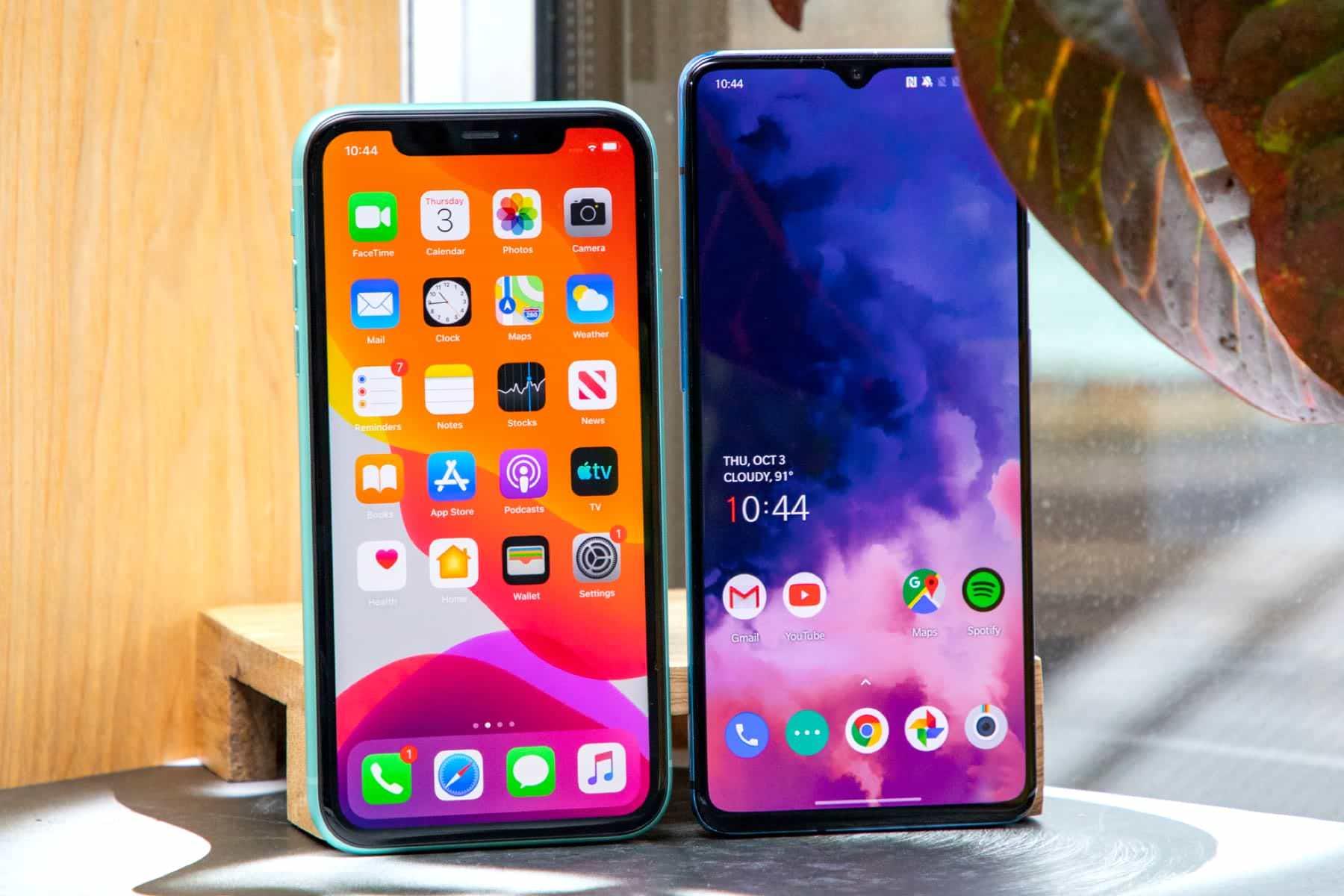 «МТС» и «МегаФон» до 31 декабря запустили бесплатный обмен старых смартфонов на новые