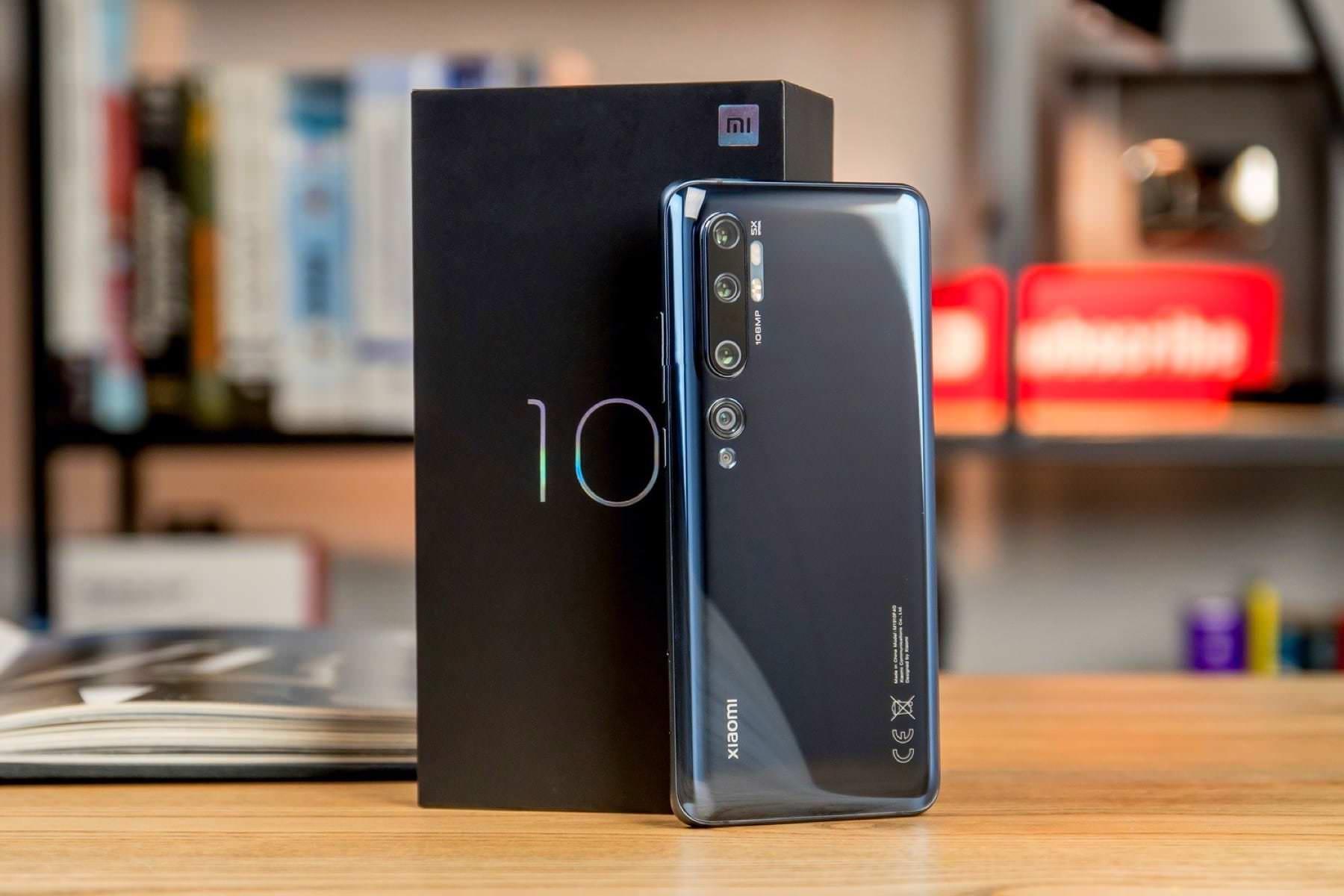 Xiaomi Mi 10'un İngiltere'deki Belirlenen Fiyatı, Türkiye'deki Fiyatına Işık Tutabilir 1