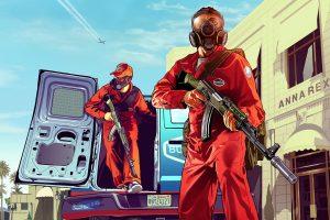 Grand Theft Auto V бесплатно вышла на Android и iOS