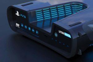 Sony PlayStation 5 на фотографиях со всех сторон