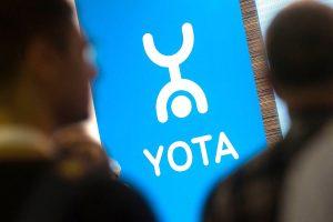 Сотовый оператор Yota прекратил работу