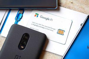 Google запустила сотового оператора с безлимитным мобильным интернетом и неограниченными звонками