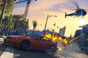 Grand Theft Auto V вышла бесплатно для смартфонов